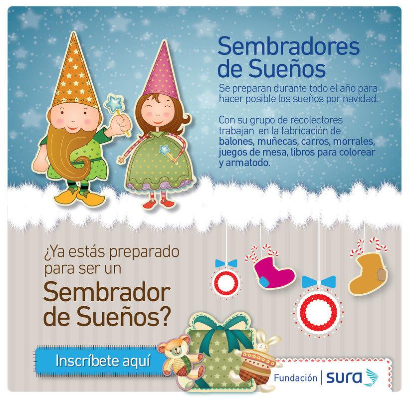 Sembradores de Sueños - Fundación SURA 0