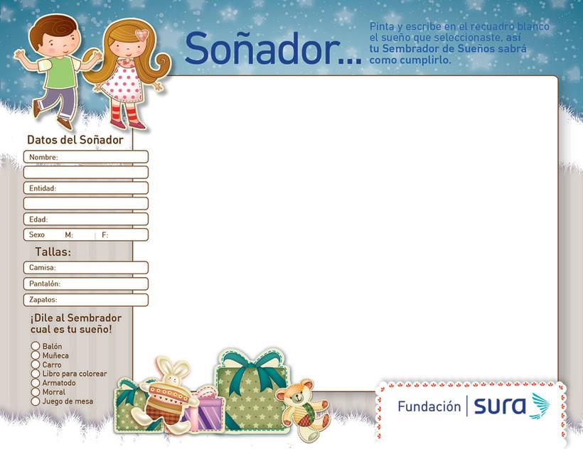 Sembradores de Sueños - Fundación SURA 2