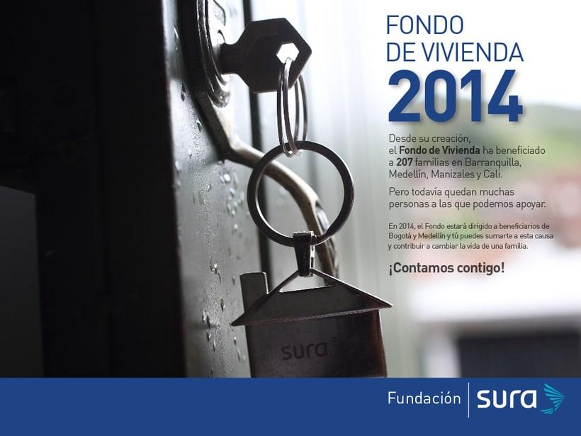 Fondo Vivienda - Fundación SURA 0