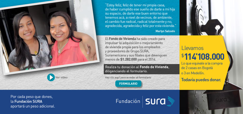 Fondo Vivienda - Fundación SURA 2