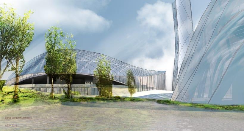 Colaboración 3D - Centro Religioso 0