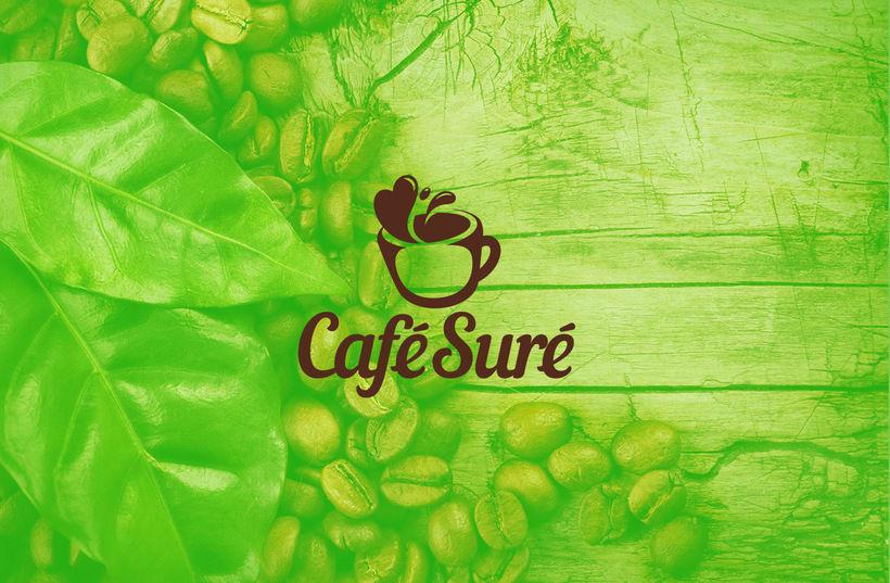 Diseño de Logo para Café Orgánico (Handmade Branding) 0