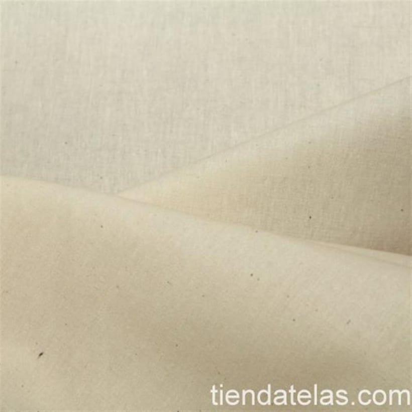 Donde comprar tela cotonet o glasilla color crudo 1