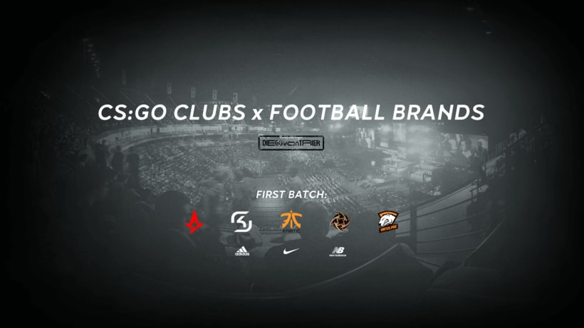 CS:GO CLUBS x FOOTBALL BRANDS 0