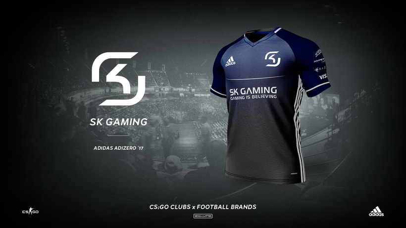 CS:GO CLUBS x FOOTBALL BRANDS 7