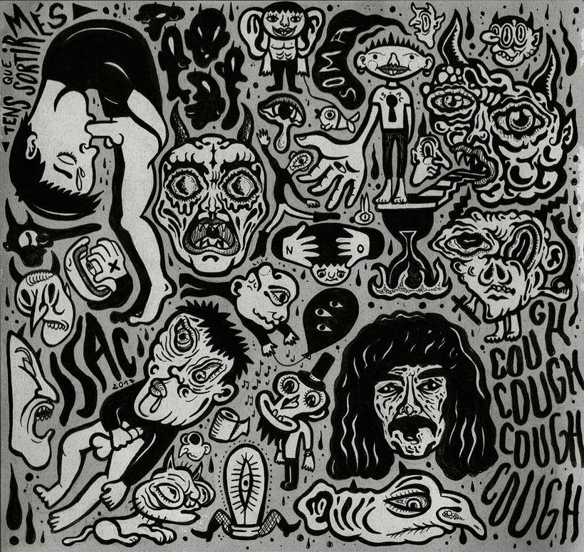 Puzzle Drawing 1