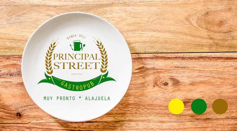 Principal Street GastroPub #Alajuela #CostaRica -1