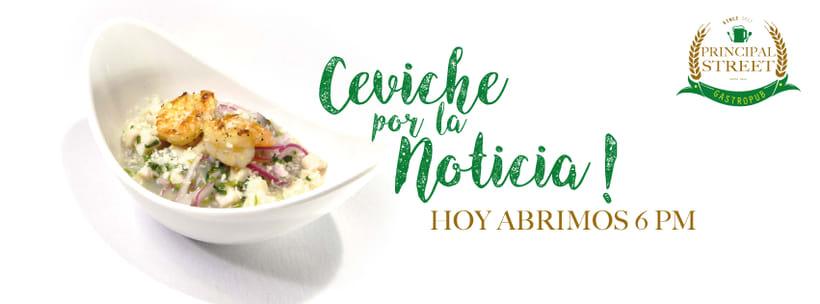 Principal Street GastroPub #Alajuela #CostaRica 5