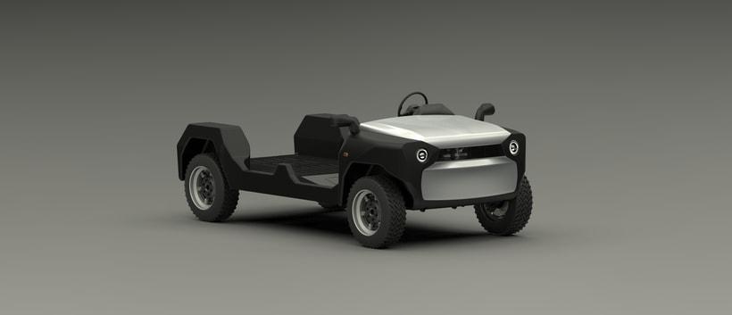 mOdul - The first modular car for all 1