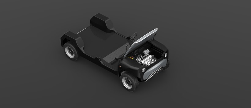 mOdul - The first modular car for all 2