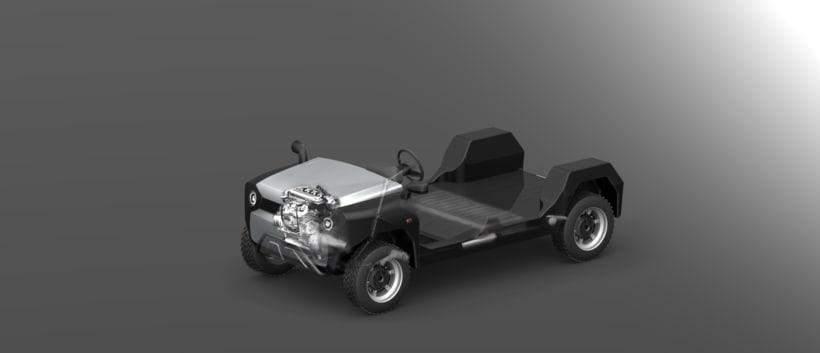 mOdul - The first modular car for all 6