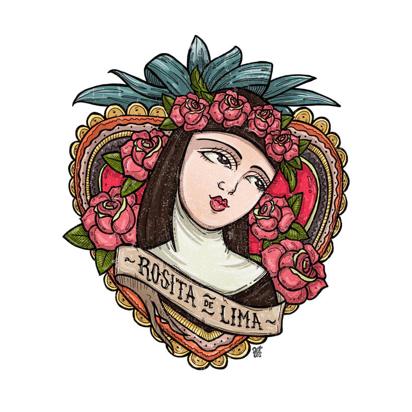 Rosita de Lima 1
