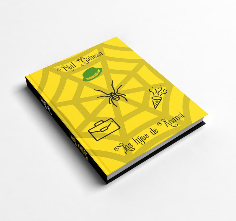 Diseño de portadas de libros -1