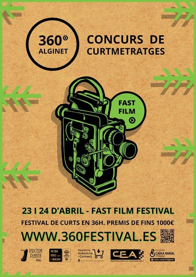 360º Fast Film Festival 5