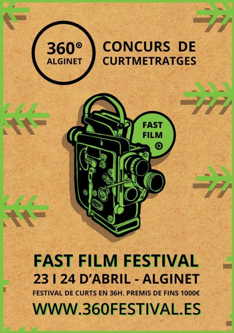 360º Fast Film Festival 6