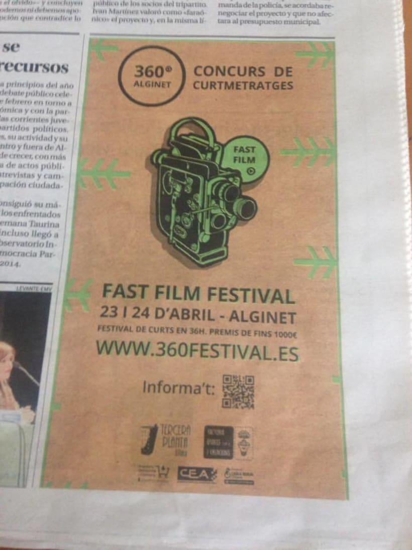 360º Fast Film Festival 21