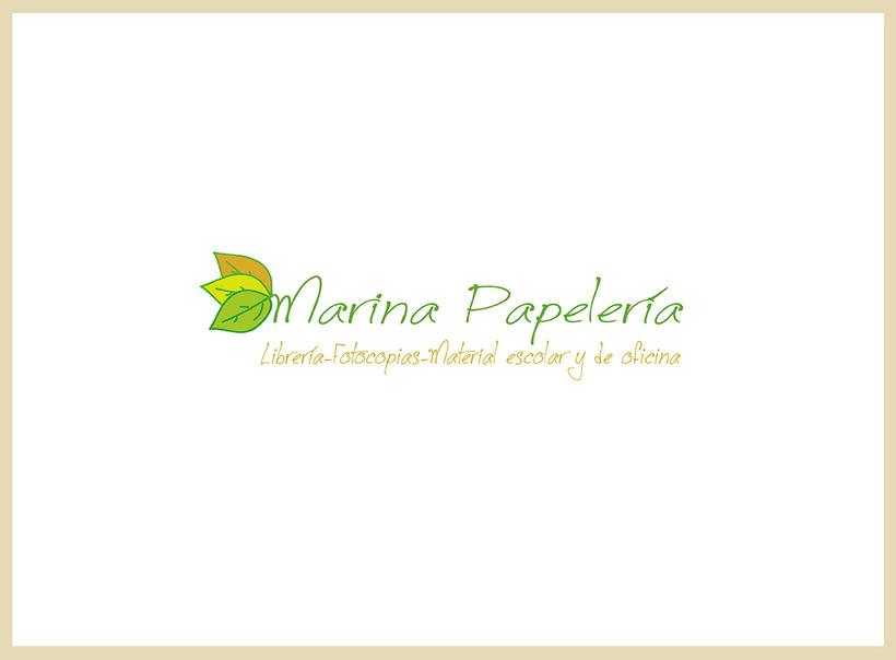 Marina Papelería 3