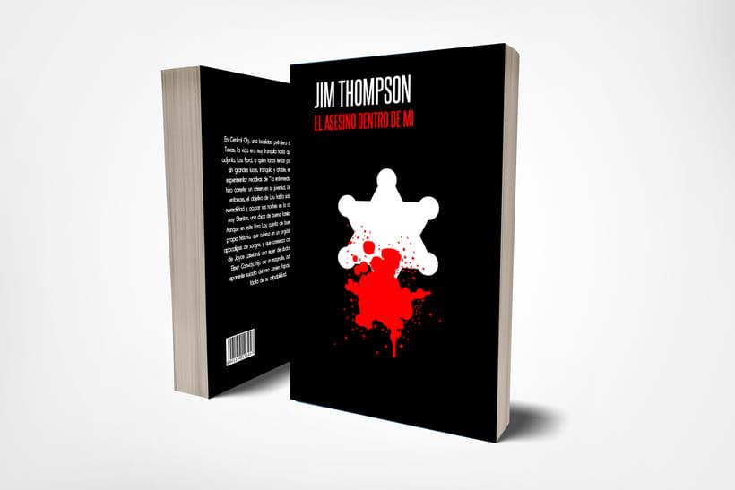 Diseño de portadas de libros 2