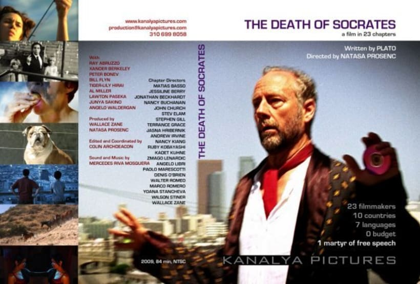 THE DEATH OF SOCRATES 0