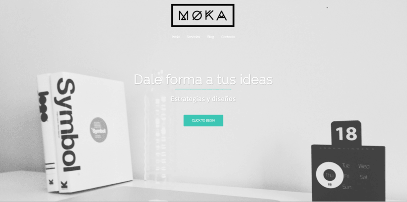 Moka website & Design Blog -1