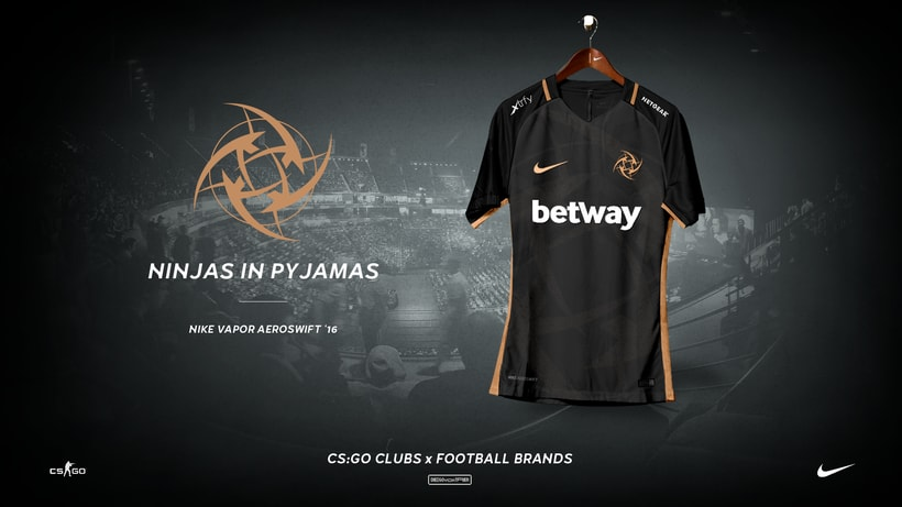 CS:GO CLUBS x FOOTBALL BRANDS 13