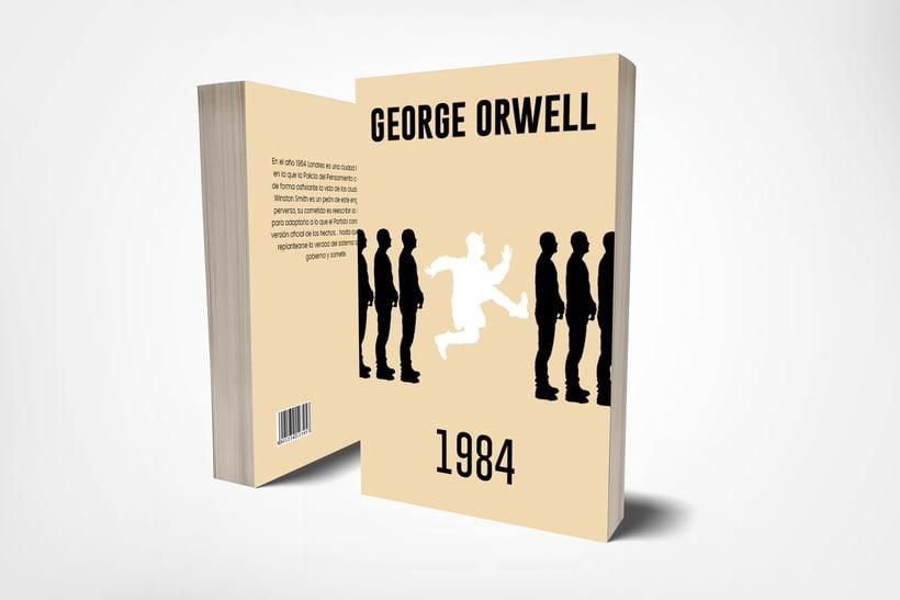 Diseño de portadas de libros 4