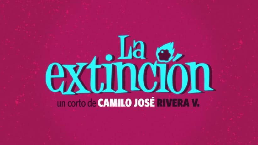 La Extinción: Animación digital 2D 12