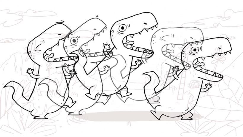 La Extinción: Animación digital 2D 7