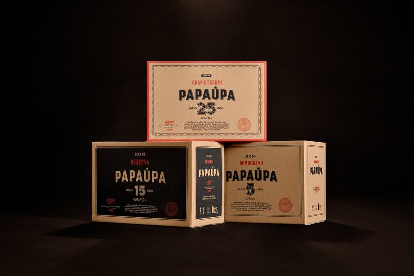 Ron Papaúpa 8