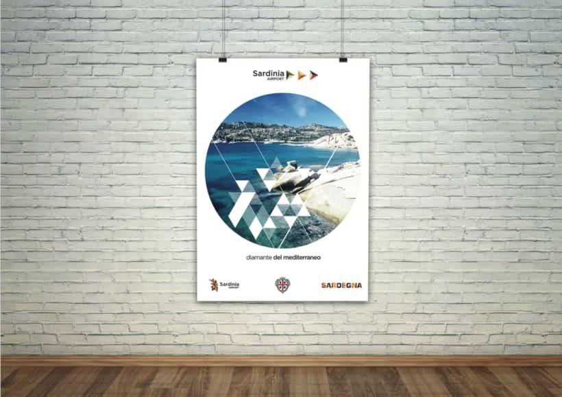 Corporate Image - Sardinia Airport 3