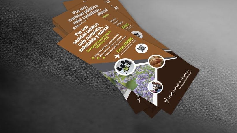 Diseño de flyers 4