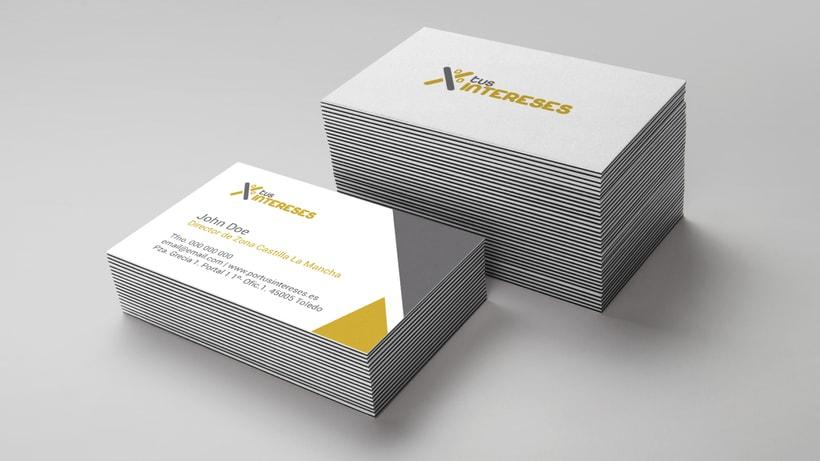 Diseño de tarjetas de visita 2