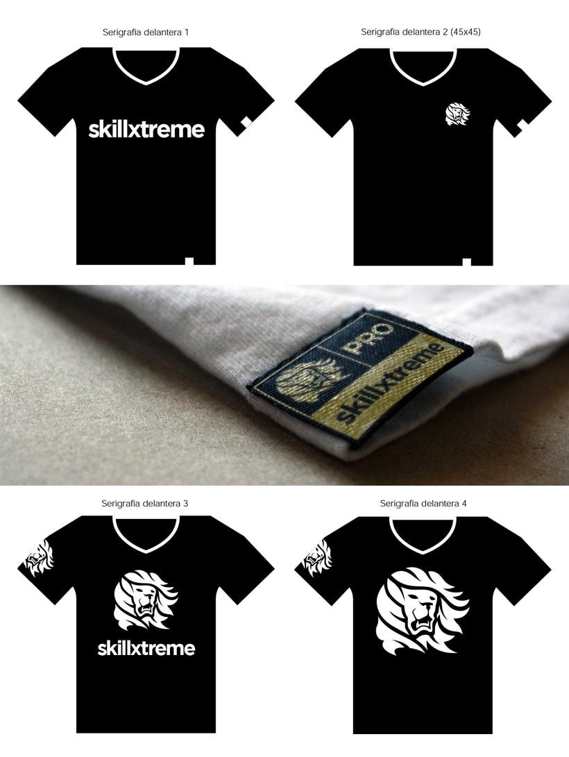 Skillxtreme (imagen visual/corporativa) 2