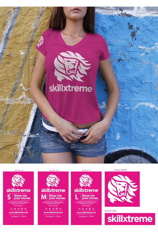 Skillxtreme (imagen visual/corporativa) 3