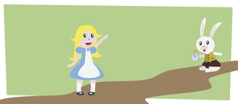 Las aventuras de Alicia en el País de las Maravillas (libro infantil) 3