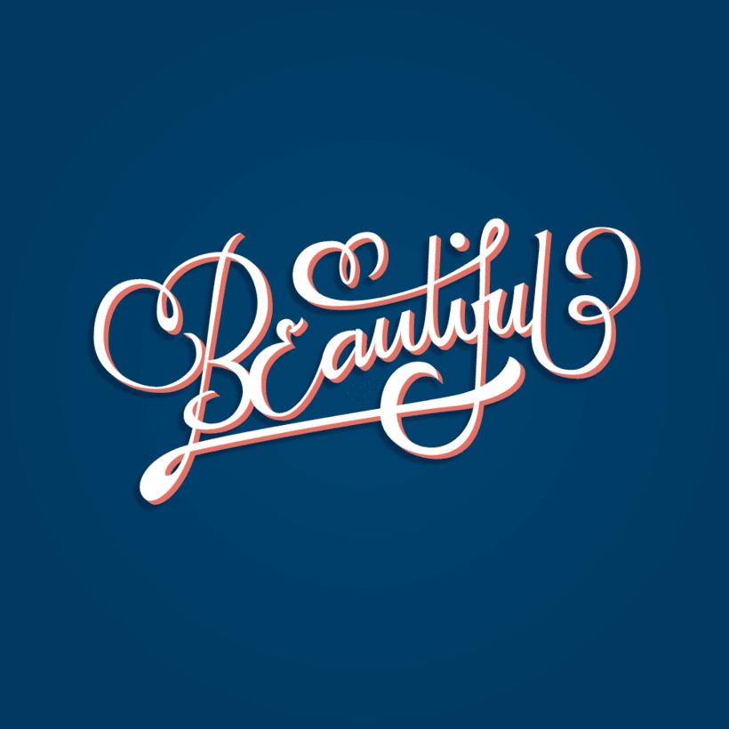 Beautiful Lettering | Mi Proyecto del curso: Los secretos dorados del lettering 1