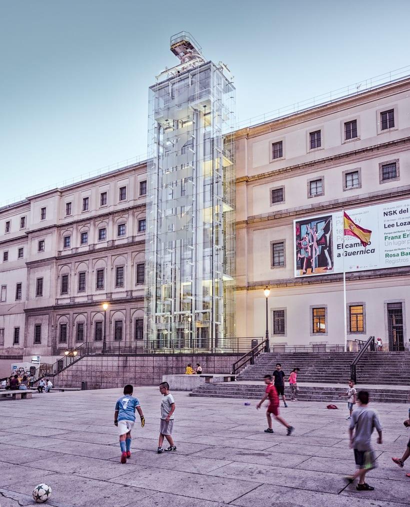 Mi Proyecto del curso: Museo Reina Sofía de Madrid 8