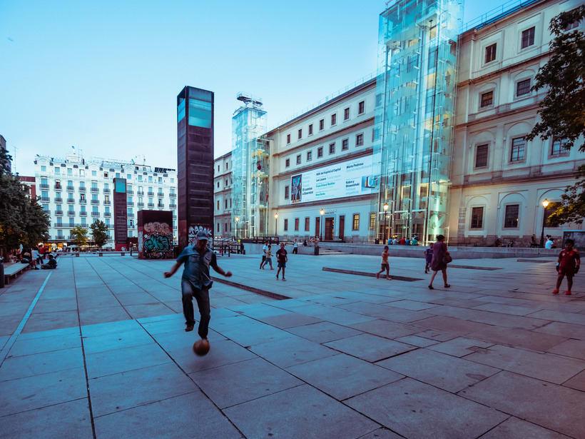 Mi Proyecto del curso: Museo Reina Sofía de Madrid 10