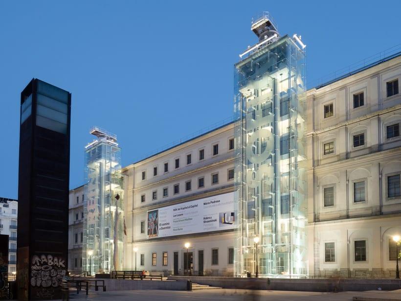 Mi Proyecto del curso: Museo Reina Sofía de Madrid 11