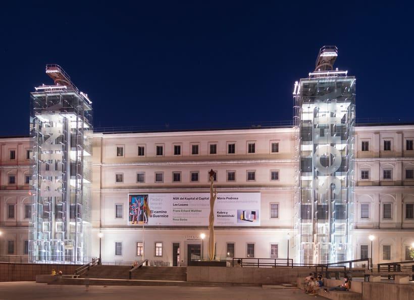 Mi Proyecto del curso: Museo Reina Sofía de Madrid 12
