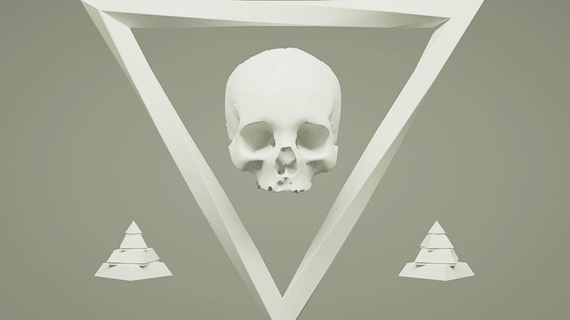 Skull & Droplets  3
