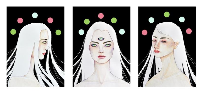 Artwork para 'Luna', Samuel Fuentes Sánchez (2015) -1