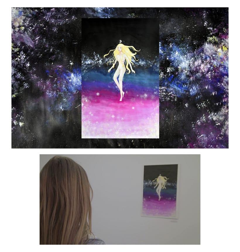 Artwork para 'Luna', Samuel Fuentes Sánchez (2015) 0