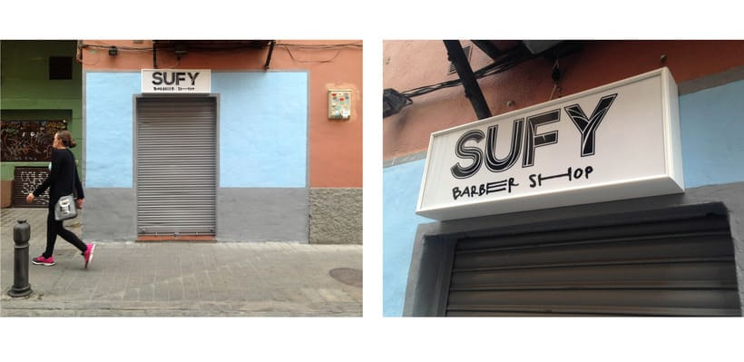 SUFY Barber Shop 3