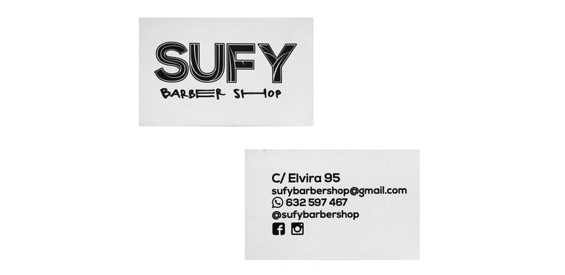 SUFY Barber Shop 5