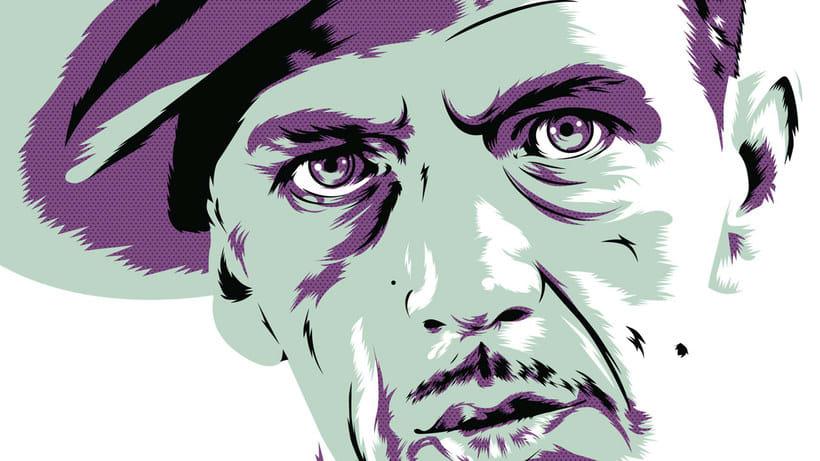 Ilustración vectorial intrépida con Conspiracy Studio 6