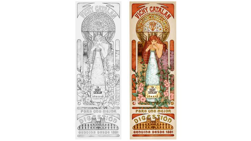 Ilustración vectorial intrépida con Conspiracy Studio 10