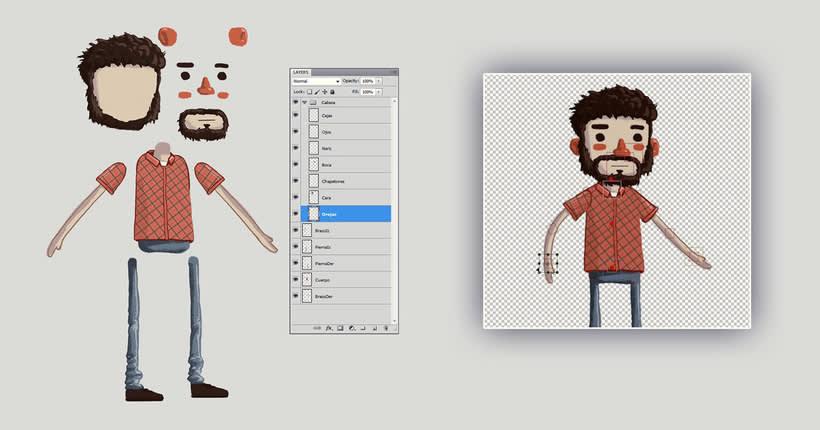 Ilustración y animación de personajes con Zenzuke 1