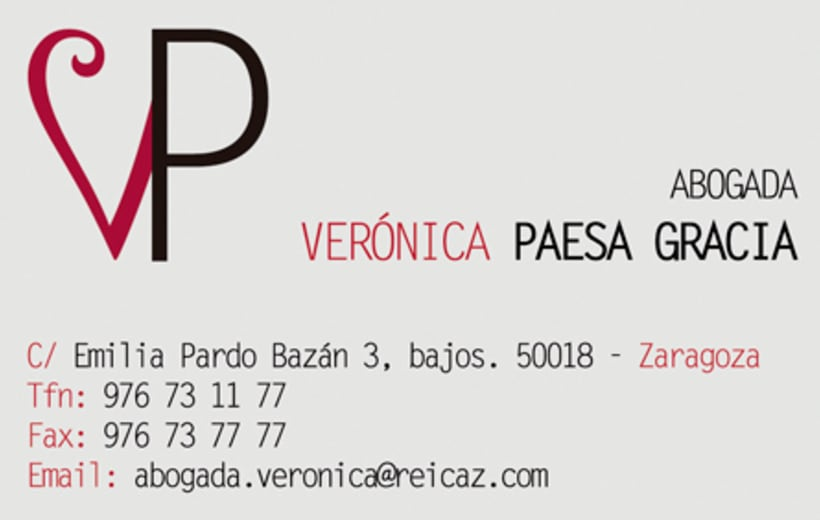 Abogada Verónica Paesa 2