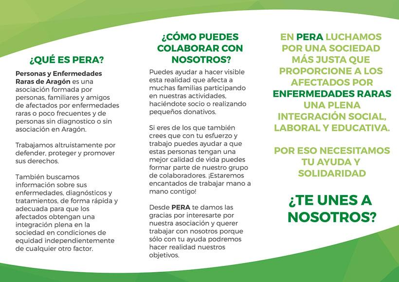 Somos PERA (Personas y Enfermedades Raras de Aragón) 5